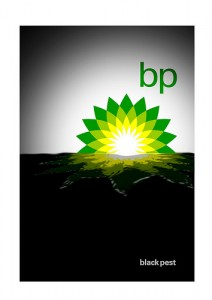 BP New Logo From Greenpeace UK Campaign