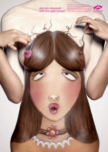 Breast Cancer Campaign, Bad Hair Day