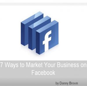 Danny Brown Facebook Marketing eBook
