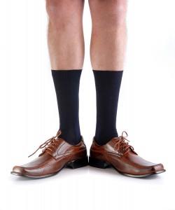 Pants-less Legs