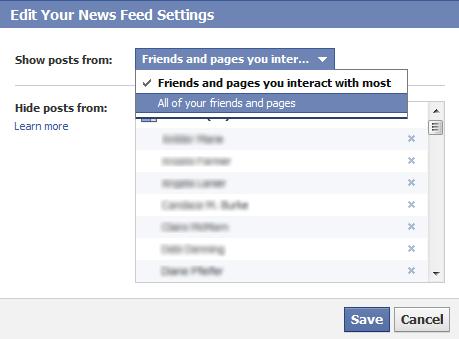 Facebook News Feed Image