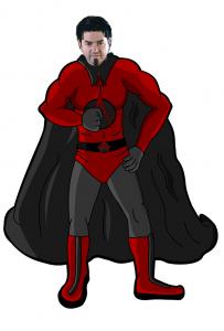 My Superhero, Francisco Rosales