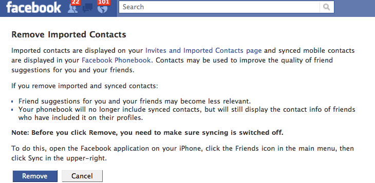 Facebook Privacy: How to Protect Your Phone Contact Settings