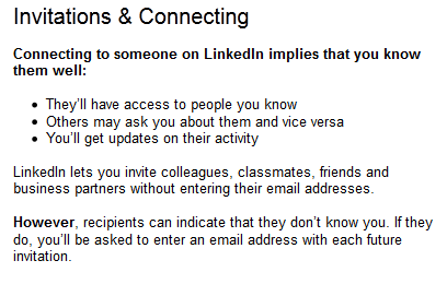 Why you don't show up in LinkedIn search
