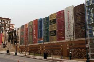 Kansas City Public Library's social media strategy