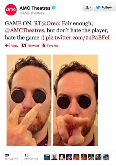 amc twitter