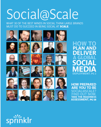sprinklr enterprise social media management ebook