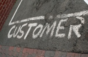 is customer service the new marketing