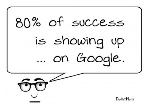 build a website google loves