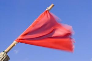 google red flag