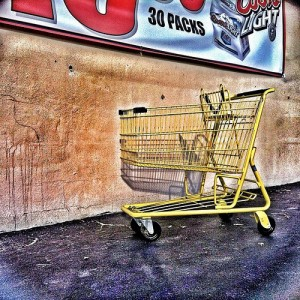 online shopping cart abandonment stats