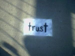 Consumers demand trust.