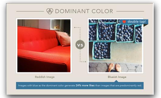 Dominant Color Instagram