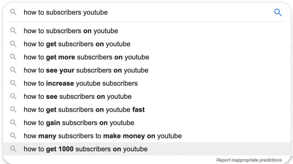 Your Actionable Checklist to Building up Your Youtube Channel