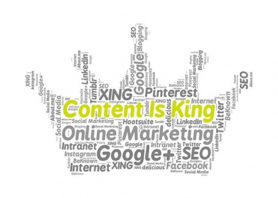 Content Marketing Remains King: Keeping Up With The Trends