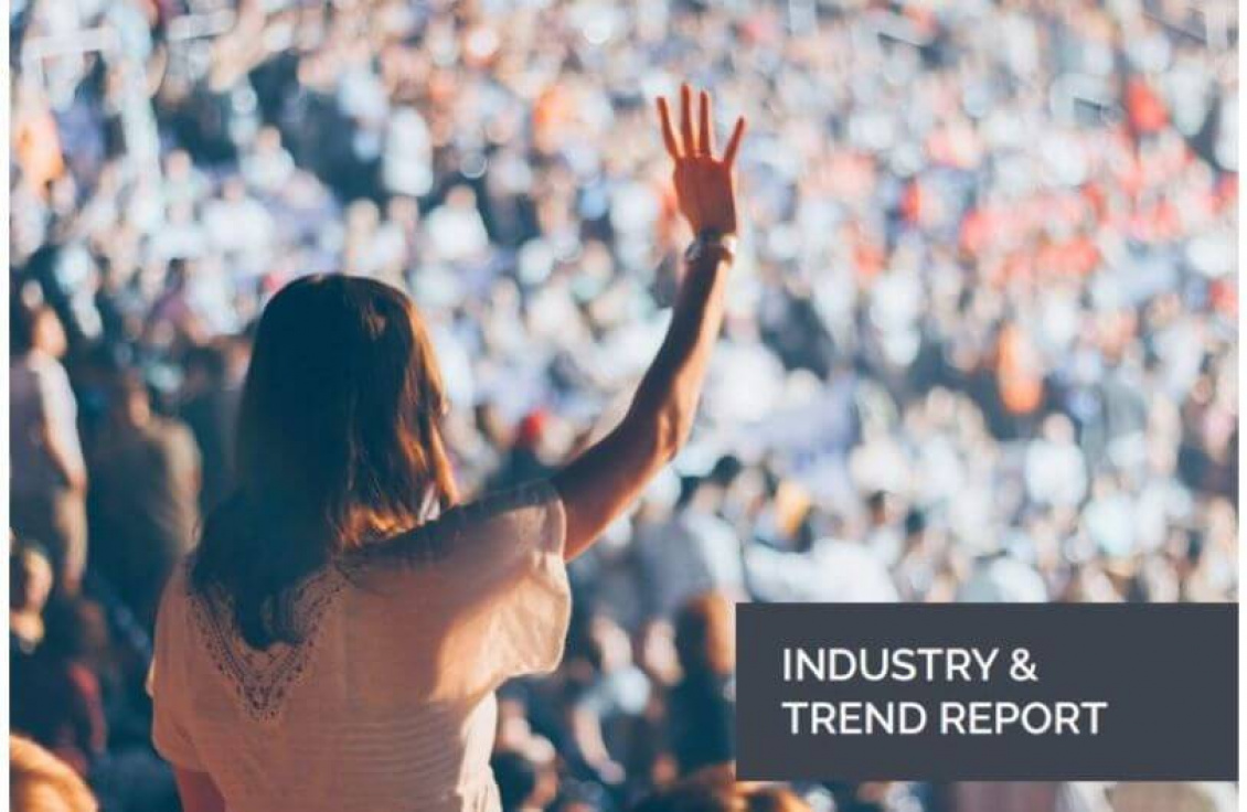 Five Fascinating Findings from the Event Industry & Trend Report
