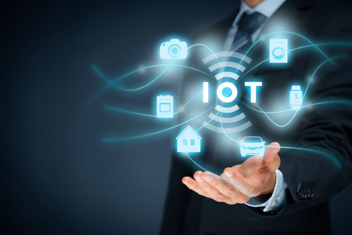 IoT Driving Another Industrial Revolution