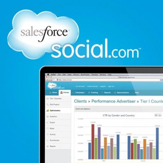 salesforce social.com