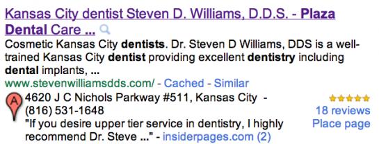 Google Reviews Make Businesses Look Good