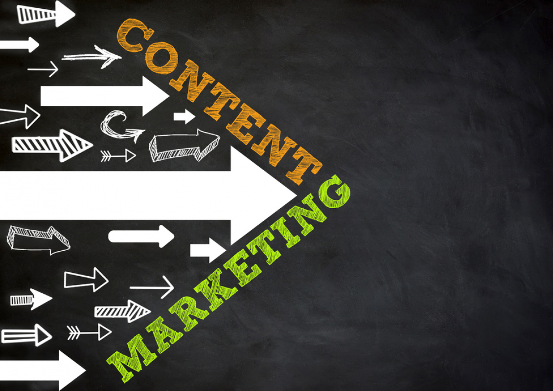 The Six Top Content Marketing Trends for 2018